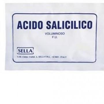ACIDO SALICILICO POLV 10G