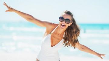 Mare e sole: tutti benefici per la salute!