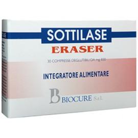 SOTTILASE-ERASER 30CPR 830MG