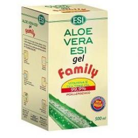 ALOE VERA GEL FAMILY 500ML ESI