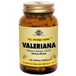 VALERIANA 100 VEGICPS SOLGAR