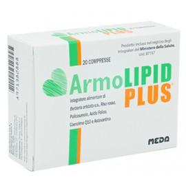 ARMOLIPID PLUS 20CPR MEDIF