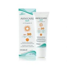 AKNICARE-SUN CR SPF30 50ML