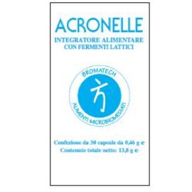 ACRONELLE 30CPS 13,8G