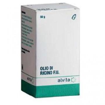 ALVITA OLIO RICINO 50G