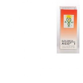 FITOMEGA AGO 1 50ML GTT