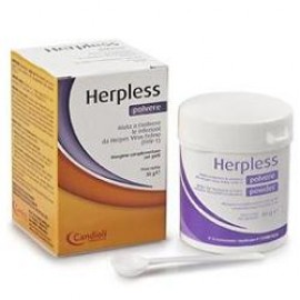 HERPLESS POLVERE  30G VET