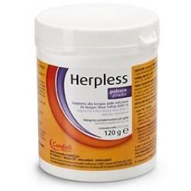 HERPLESS POLVERE 120G VET