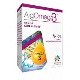 ALGOMEGA 60 VEGICAPS NUTRIGEA