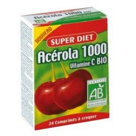 ACEROLA 1000 VITC BIO 24C VICTOR