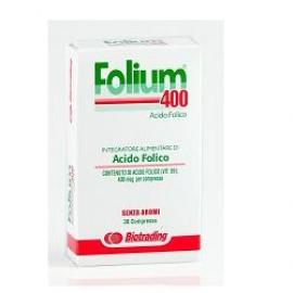 FOLIUM COMPRESSE 400 30CPR