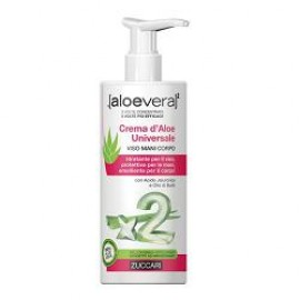 ALOEVERA2 CR D'ALOE UNIV 300ML