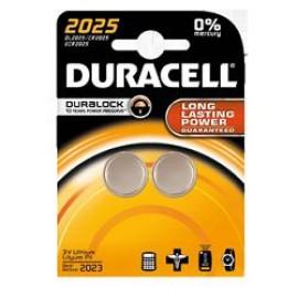 DURACELL SPEC 2025 2PZ