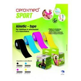 CEROXMED-SPORT KINETIC TAPE BL