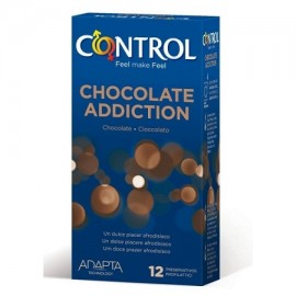 CONTROL CHOCOLATE ADDICTION 6PZ