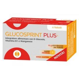 GLUCOSPRINT PLUS ARANCIA 6F