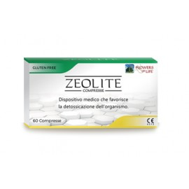 ZEOLITE 60CPR FLOWERS OF LIFE