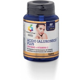 ACIDO IALURONICO PLUS 60CP OPTIM