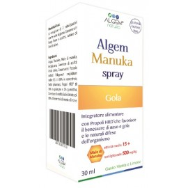 ALGEM MANUKA SPRAY 30ML