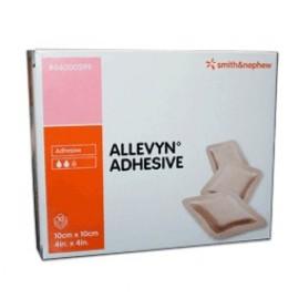 ALLEVYN ADHES 10X10CM 10PZ