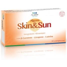 ALGEM SKIN&SUN 30CPR
