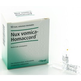 NUX VOMICA HOMAC 10F HEEL