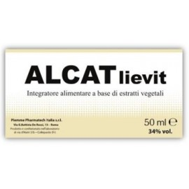 ALCAT LIEVIT GOCCE 50ML