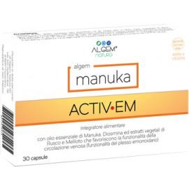ALGEM MANUKA ACTIV EM 30CPS