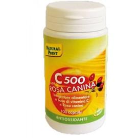 C500+ROSA CANINA 100CP NAT/POINT