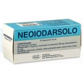 NEOIODARSOLO*OS 10 FL 15 ML