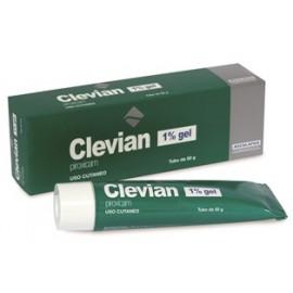 CLEVIAN*GEL 50 G 1%