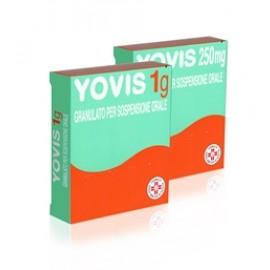 YOVIS*OS 10 BUST. 250 MG