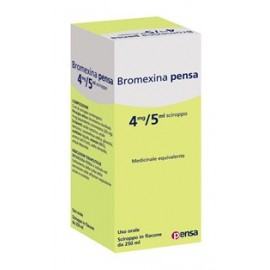 BROMEXINA PENS*SCIR 250ML 4MG/5M