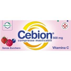 CEBION 500*20CPR MAST. S/ZUC