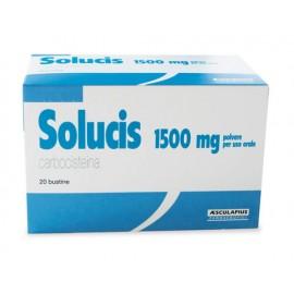SOLUCIS*1,5 POLV OS 20 BUSTE