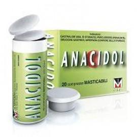 ANACIDOL*20CPR MAST TUBO PP