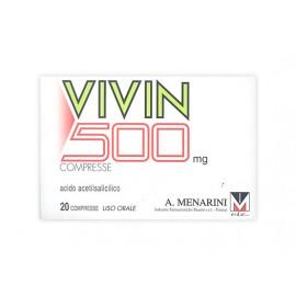 VIVIN*20CPR 500MG