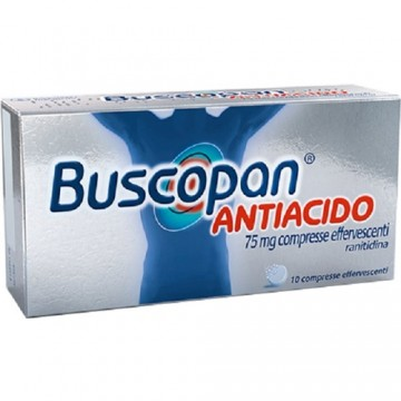 BUSCOPAN ANTIAC*10CPR EFF