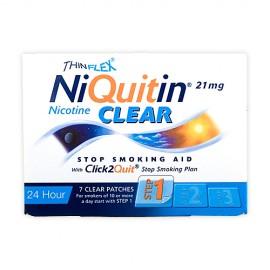 NIQUITIN CQ*7CER TRANSD 21MG