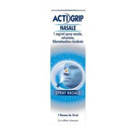 ACTIGRIP NASALE*SPRAY FL 10ML