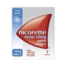 NICORETTE*7CER TRANSD 15MG/16H