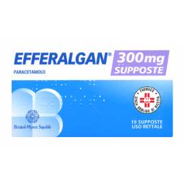 EFFERALGAN 300*RAG10SUP300MG