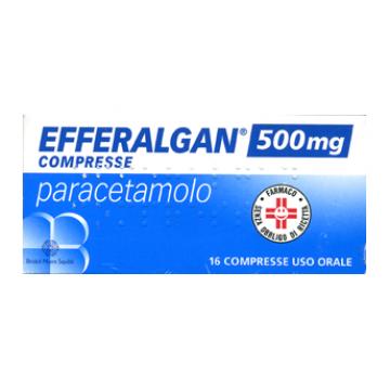 EFFERALGAN 500* 16 CPR DIV.