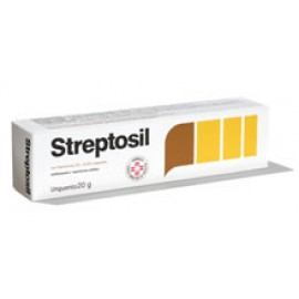 STREPTOSIL NEOMICINA*UNG 20G