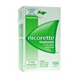 NICORETTE*105GOMME MAST 2MG MENT