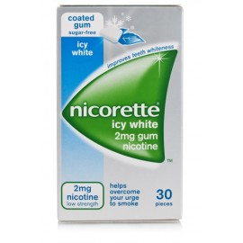 NICORETTE*30GOMME MAST 2MG MENTA