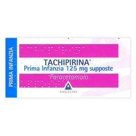 TACHIPIRINA*NIPIO 10SUPP 125MG