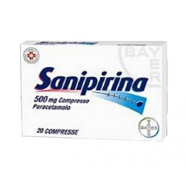 SANIPIRINA*20CPR 500MG