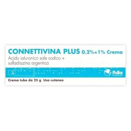 CONNETTIVINA PLUS*CREMA 25 G