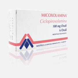 MICOXOLAMINA*6 OV.VAG. 100MG